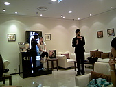 2008-09-Dior護膚保養和彩妝發表:教學ing