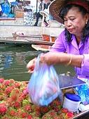 2009-05-27-泰國(第二天):販賣水果的小船