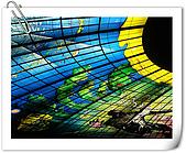 090607趴趴走:捷運-2美麗島-光之穹頂8