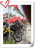Yamaha-Family-Day :2421整排可跑的古董-1.jpg