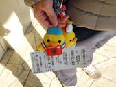 2014.2.28~3.8@北陸行(Day8):小雞:我們是票夾XD