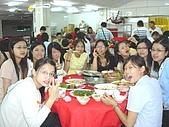 2004.6.28~7.2文藻畢旅:最後一天的午飯