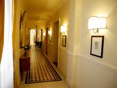 2015.2.28~3.8@義大利(DAY6):走廊還有一小處角落提供商務客使用電腦