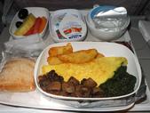 2015.2.28~3.8@義大利(DAY9):杜拜→台北的飛機餐(早餐)