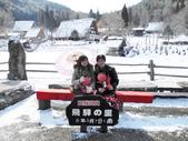 2014.2.28~3.8@北陸行(Day8):入口處馬上被專門替遊客拍照的大姐攔下來了orz