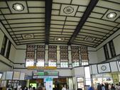 2016.6.4~6.12@北海道(Day7):小樽車站有復古的瓦斯燈做為裝飾,很漂亮