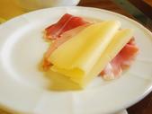 2015.2.28~3.8@義大利(DAY5):每天在義大利都吃得到的起司與冷火腿片