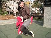 2009.1.24@忠義國小:是木馬耶~!