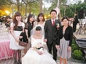 2009.4.5@書婷婚禮:教會外位於佳美公園的庭園Buffet晚宴