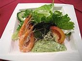 2008.12.20@LUCCA義風廚房:前菜-沙拉