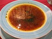 2008.12.20@LUCCA義風廚房:前菜-蕃茄蔬菜湯