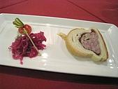 2008.12.20@LUCCA義風廚房:前菜-開胃菜