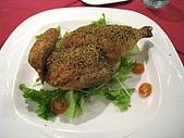 2008.12.20@LUCCA義風廚房:迷迭香鹽烤珍珠雞