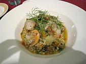 2008.12.20@LUCCA義風廚房:鮮什蔬南瓜干貝燉飯