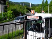 2016.6.4~6.12@北海道(Day2):搭JR到Tomamu站,星野有派專車接送