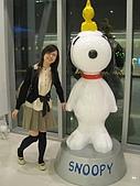2008.11.29漢神巨蛋宴會廳(NEW):跟可愛的史努比合拍~