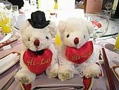 2008.11.29漢神巨蛋宴會廳(NEW):一對婚禮小熊