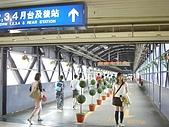 2005.10.8【外拍】思念:出高雄站月台