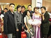 2008.11.29漢神巨蛋宴會廳(NEW):親愛的與前同事、新娘合照