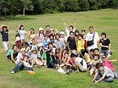 2004.6.28~7.2文藻畢旅:畢旅必不可少的大合照:社頂公園