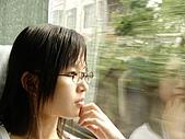 2005.10.8【外拍】思念:Me@火車上