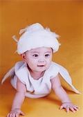 寶貝寫真:愛笑的天使