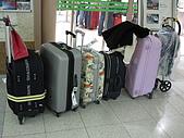 東京八日自由行:空空的行李箱準備裝滿戰利品再回家