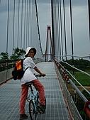 最長的自行車吊橋: