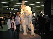 吳哥窟之旅:暹粒機場內