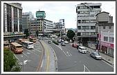 姬路城and大阪梅田:步道橋上一景