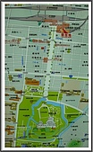 姬路城and大阪梅田:看起來好像很遠~但是走10幾分鐘就到哩