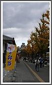 姬路城and大阪梅田:看到了看到了