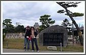 姬路城and大阪梅田:看到它的扛棒哩^_^