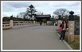 姬路城and大阪梅田:進入城門前的橋