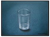 我的粉彩作品:20041213 玻璃杯