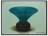 我的粉彩作品:20050110 陶器