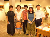 銀的架橋 - 2008日本沖繩:與日本的老師們合照