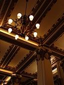 08年和老姐遊香港I:半島酒店天花板