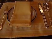 08年和老姐遊香港I:下午茶餐具