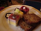 08年和老姐遊香港I:最上層,甜點盤