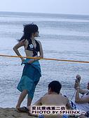 ◤美女:2008貢寮音樂祭 1