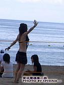 ◤美女:2008貢寮音樂祭 4
