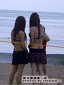 ◤美女:2008貢寮音樂祭 5