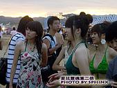 ◤美女:2008貢寮音樂祭 8