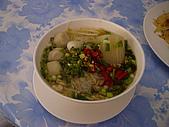 ◤就是ㄈㄟˊ死妳:泰國/暹邏公園/泰式超辣米粉湯