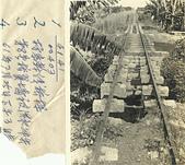 看橋工房鐵道記事篇用相簿:南州糖廠枋寮幹線舊照片