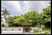 台北市士林區故宮博物院旁的『至善園』遊客稀少時常見藍鵲來戲水:故宮至善園16.jpg