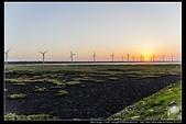 台中市清水區『高美濕地』今日的夕照很有特色:高美濕地09.jpg