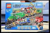 新敗入LEGO  7898無線遙控超大貨櫃火車組 記錄:LEGO 7898 2