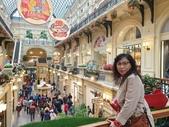 國外旅遊:古姆百貨商場  (國家百貨商場)